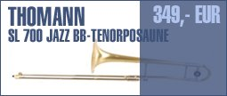 Thomann SL 600 Jazz Bb- Tenor Trombone
