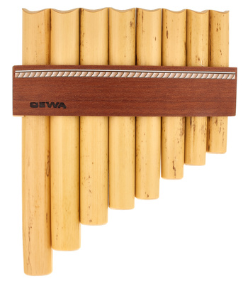 Gewa 700255 Panpipes C- Major