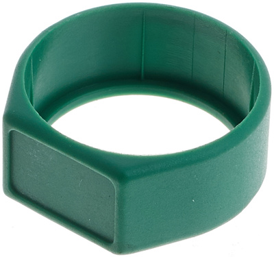 Neutrik XCR Ring Green