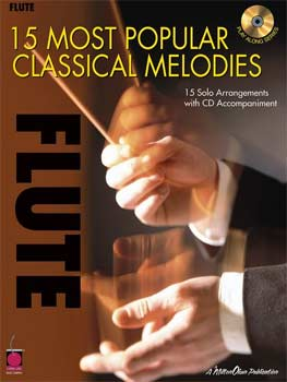 Hal Leonard 15 Popular Classical Fl
