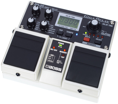 Boss DD-20 Power-Set