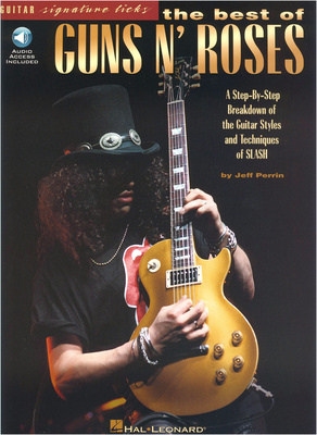 Hal Leonard The Best Of Guns n' Roses