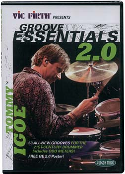 Hudson Music Groove Essentials 2.0 DVD