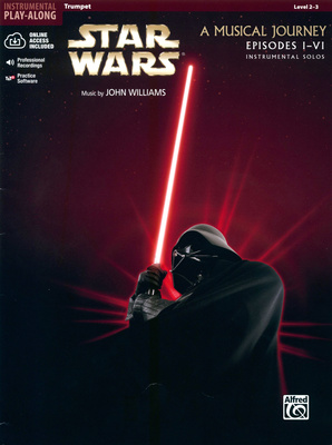 Alfred Music Publishing Star Wars Journey I-VI Tr