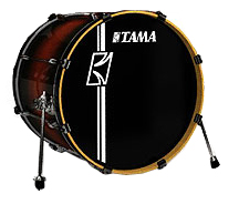 "Tama SLB 22""X18"" Superstar Bass-SCY"