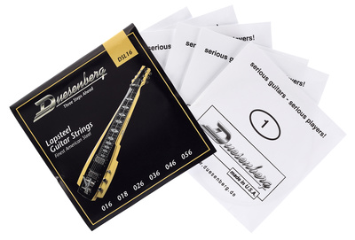 Duesenberg Lap Steel String Set