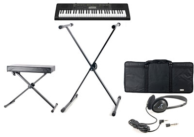 Casio CTK-2200 Deluxe Bundle