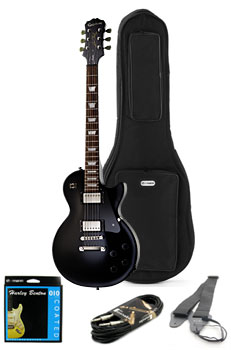 Epiphone Les Paul Studio Deluxe Bundle