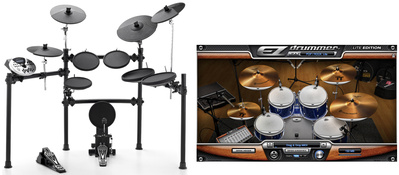 Millenium MPS-600 Toontrack Drum Bundle