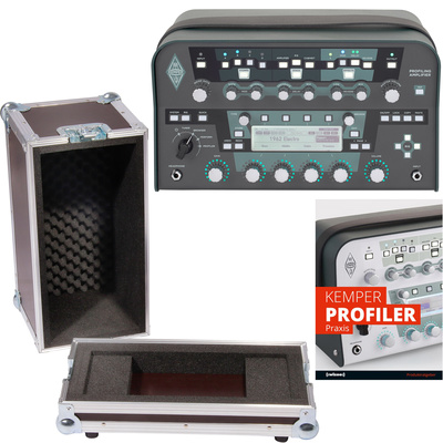 Kemper Profiling Amplifier BK Set